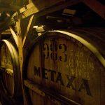 Metaxa barrels