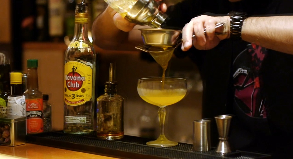 My video for the Havana Club Grand Prix 2012 cocktail competition.