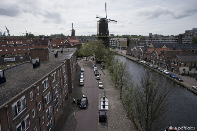 Windmills of Schiedam