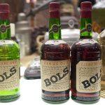 Bols: old bottles