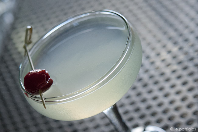 Last Word: a herbaceous cocktail recipe