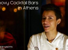Making of Groovy Cocktail Bars in Athens