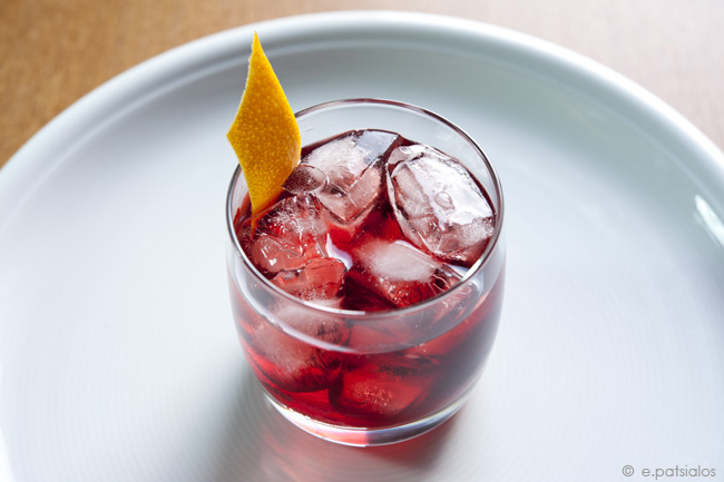 Negroni: The pleasure of Italy