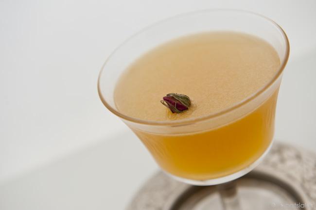 Saf Run: a delicious Underberg cocktail!