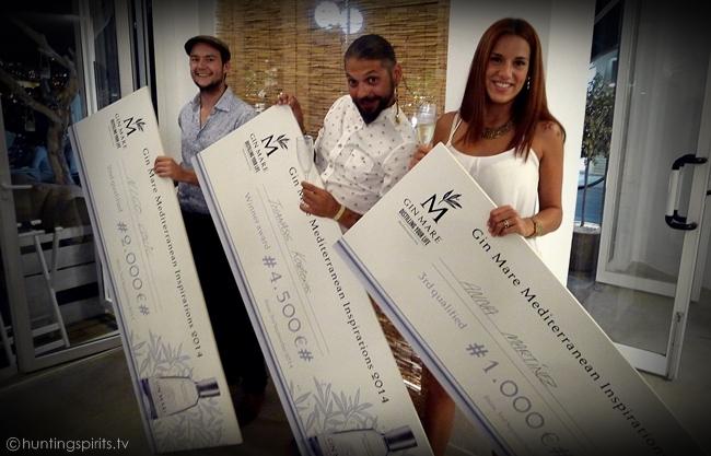 Gin Mare winners
