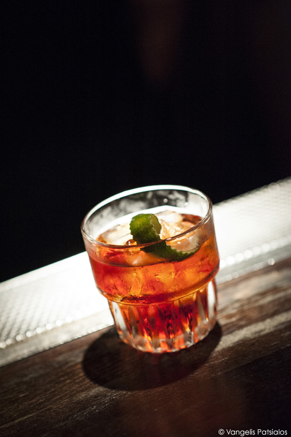 The Negroni: a gaz regan notion