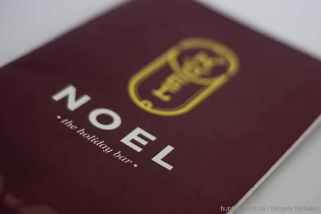 Noel drinks menu