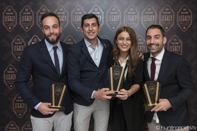 Bacardi Legacy: Τι  έγινε στον ελληνικό ημιτελικό