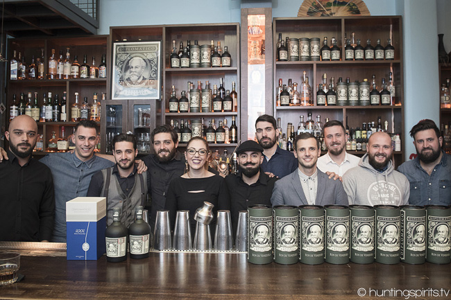 Diplomatico World Tournament: Greek Finals