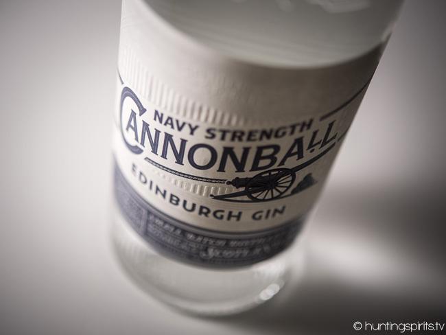 Cannonball Edinburgh Gin