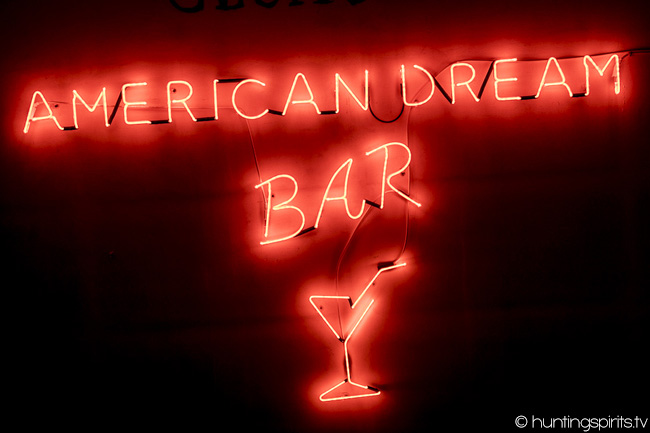 The Clumsies American Dream Bar - huntingspirits.tv ...