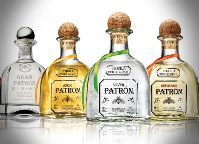 H premium τεκίλα Patrón σε διανομή από την Άμβυξ!