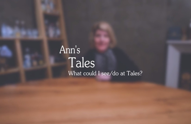 Ann's Tales: What is Tales Of The Cocktail?