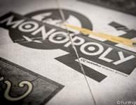 Oz cocktail bar: Monopoly menu