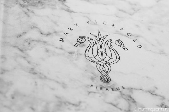 Mary Pickford :   Cocktail menu
