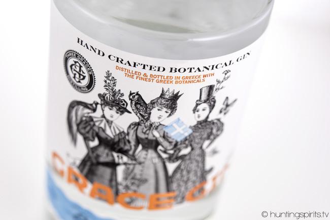 Grace Gin: Distilled  Gin από την Ελλάδα!