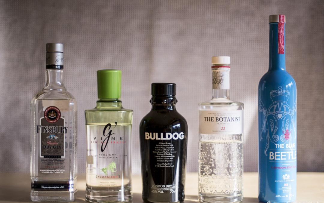 Gin Tonic Workshop
