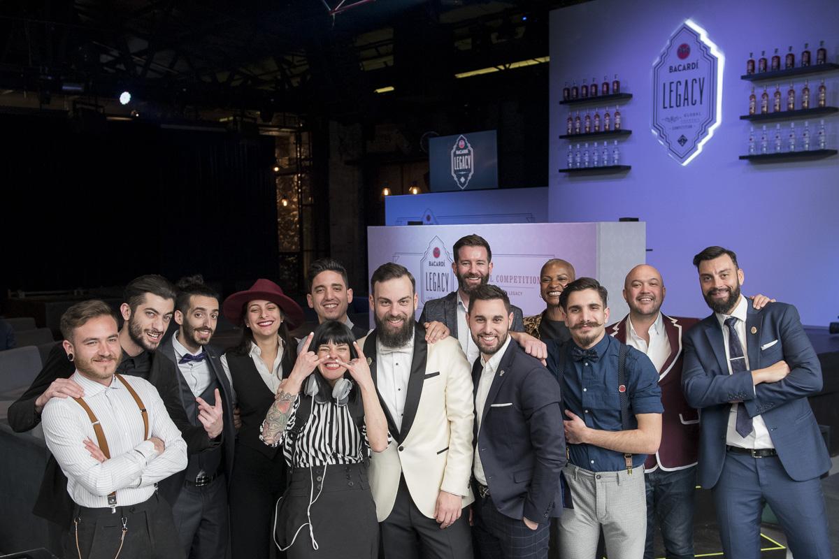 Bacardi Legacy Regional Final 2018