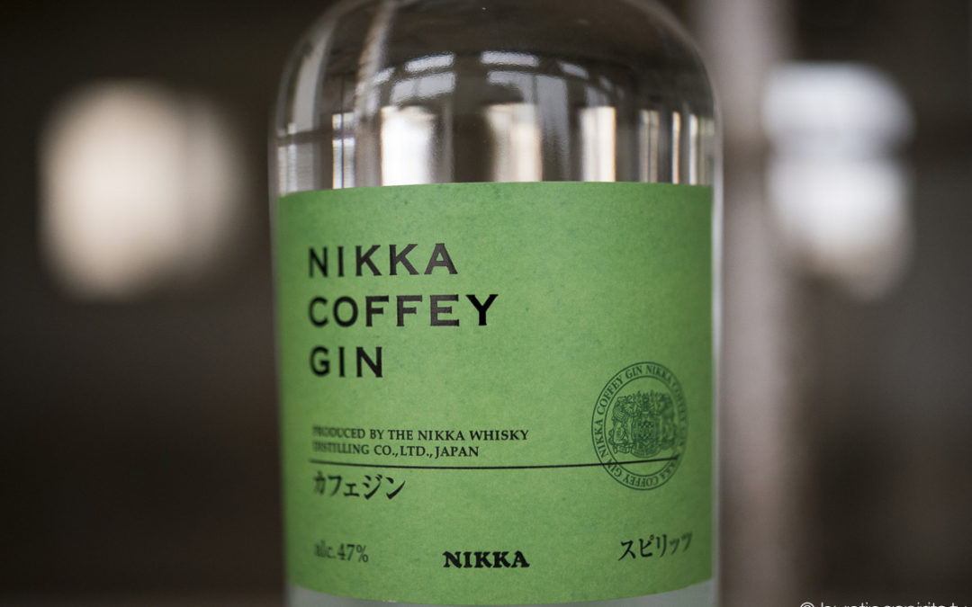 NikkaCoffey: Νέο gin και vodka από την Ιαπωνία!