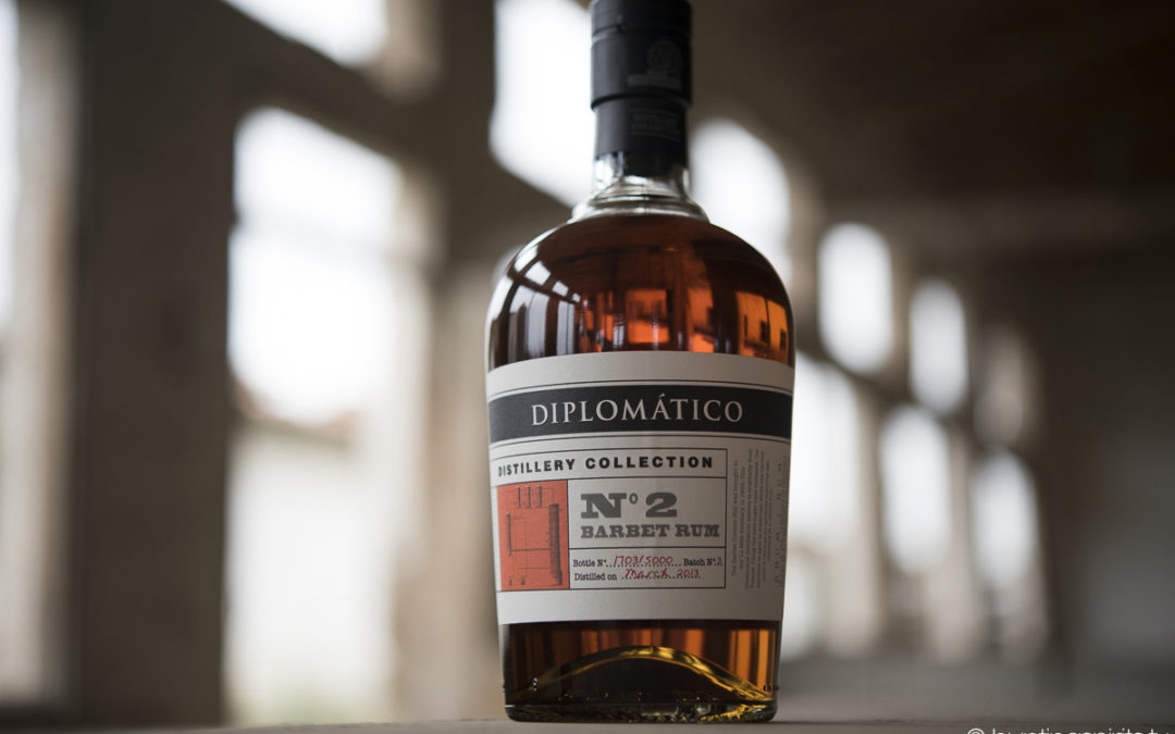 Diplomatico Rum: The Distillery Collection Limited Edition