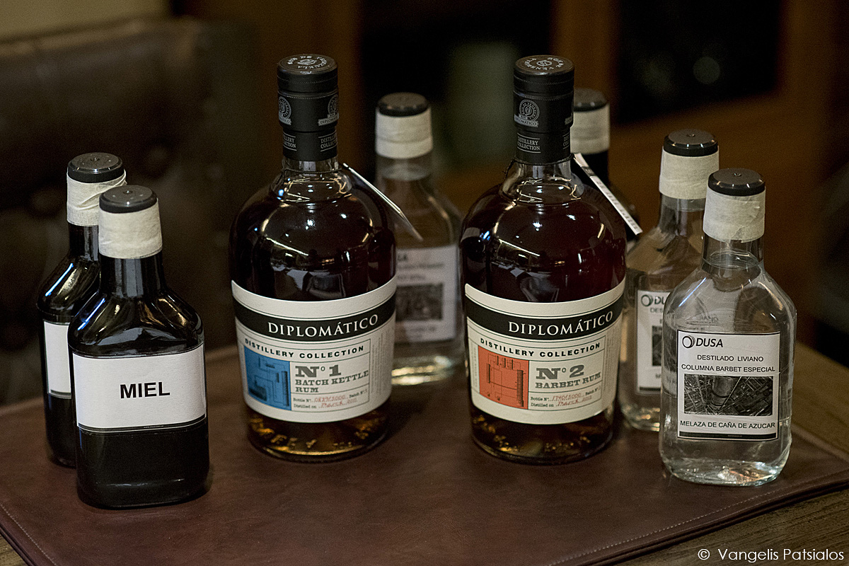 Diplomatico Rum Distillery Collection Dinner
