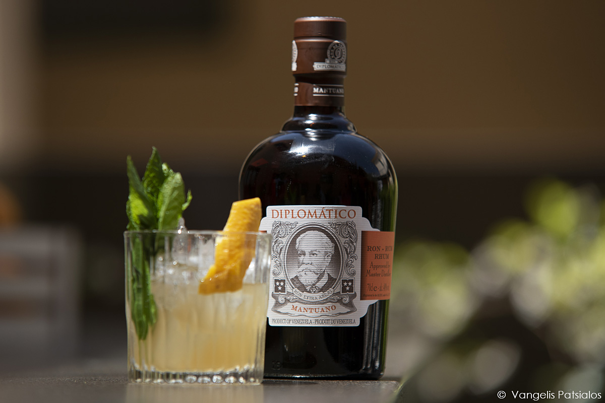 Diplomatico: To 1o Rum Day στην Αθήνα!