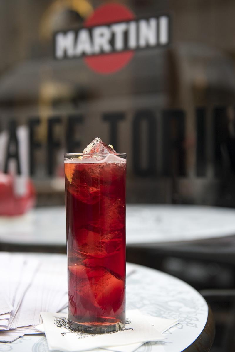 Torino-Milano ή αλλιώς Americano! summer drinks