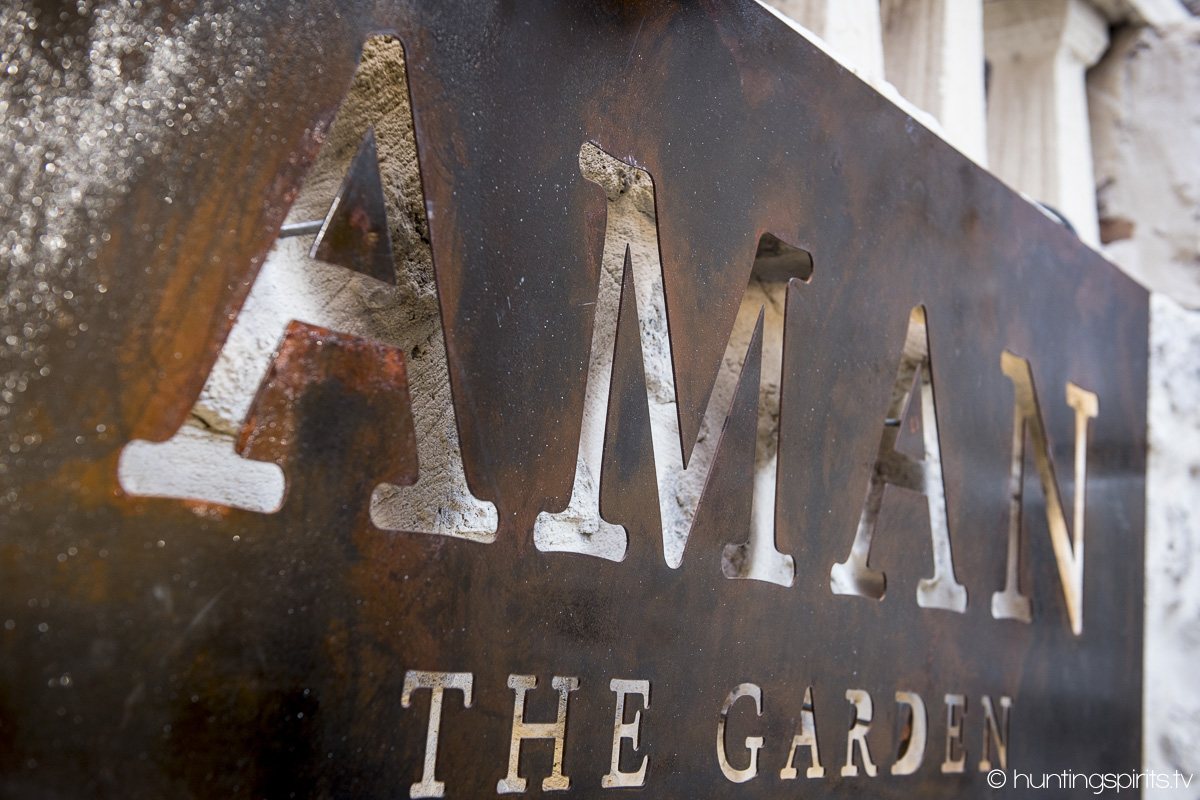 AMAN The Garden. Unlike all others