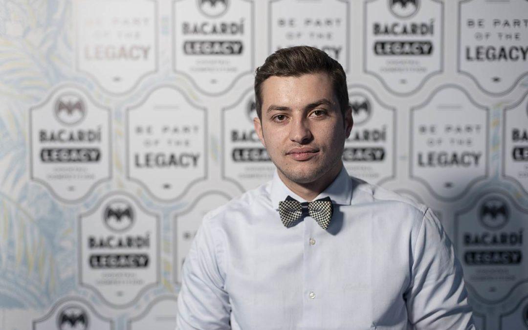 Filippos Tasoulas – Video interview for Bacardi Legacy 2019