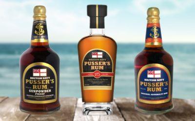 Pusser's Rum – The Original Royal Navy Rum