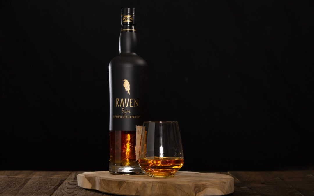 Raven Rare: Το New Age Premium Blended Scotch Whisky